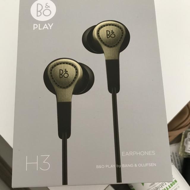 Beoplay earphones