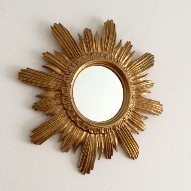 Art deco spejl