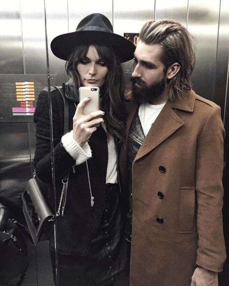 Caroline & Anthony