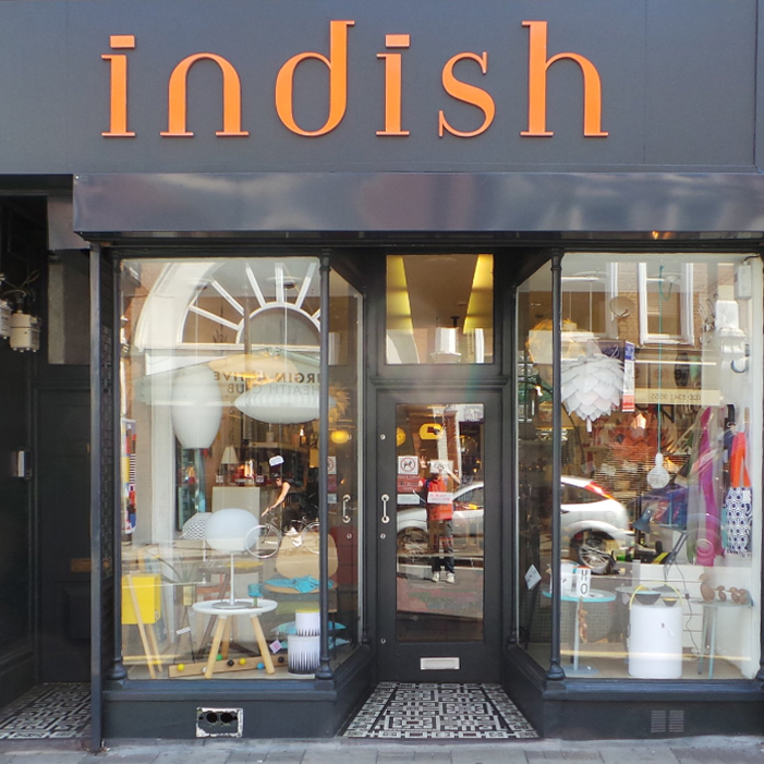 Indish shop front