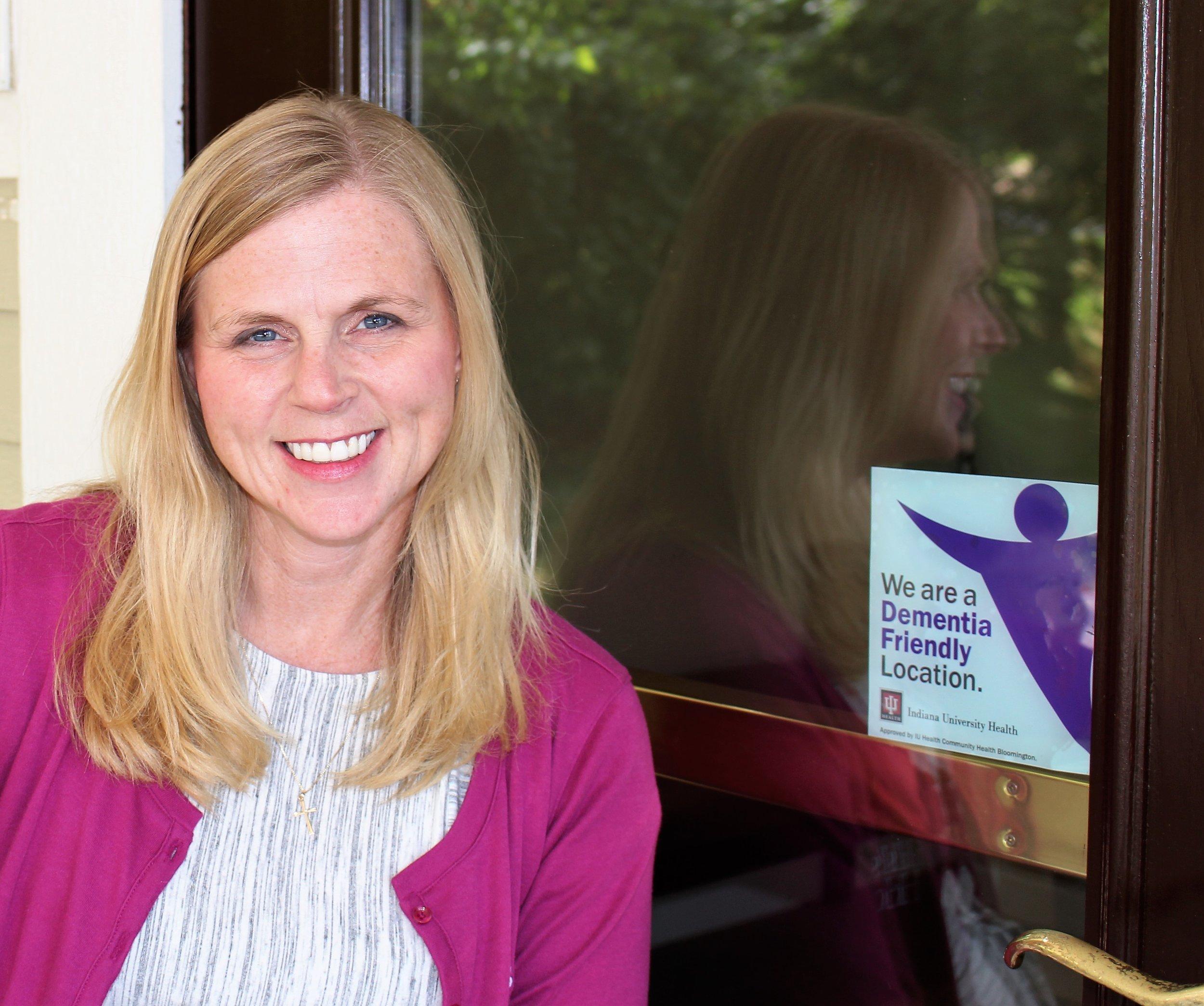 Nicole Bays, Executive Director, Jill's House