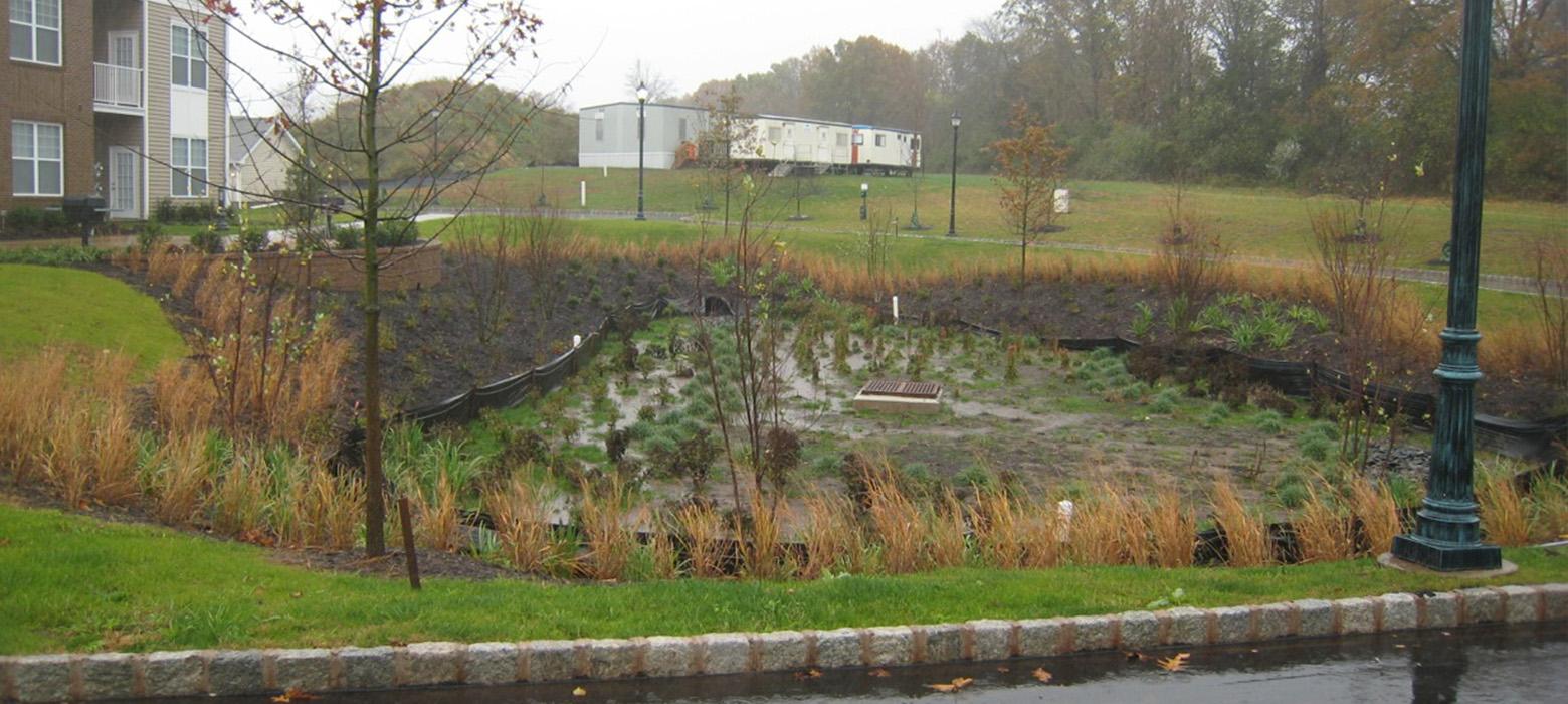 Bio Retention Planting Soil