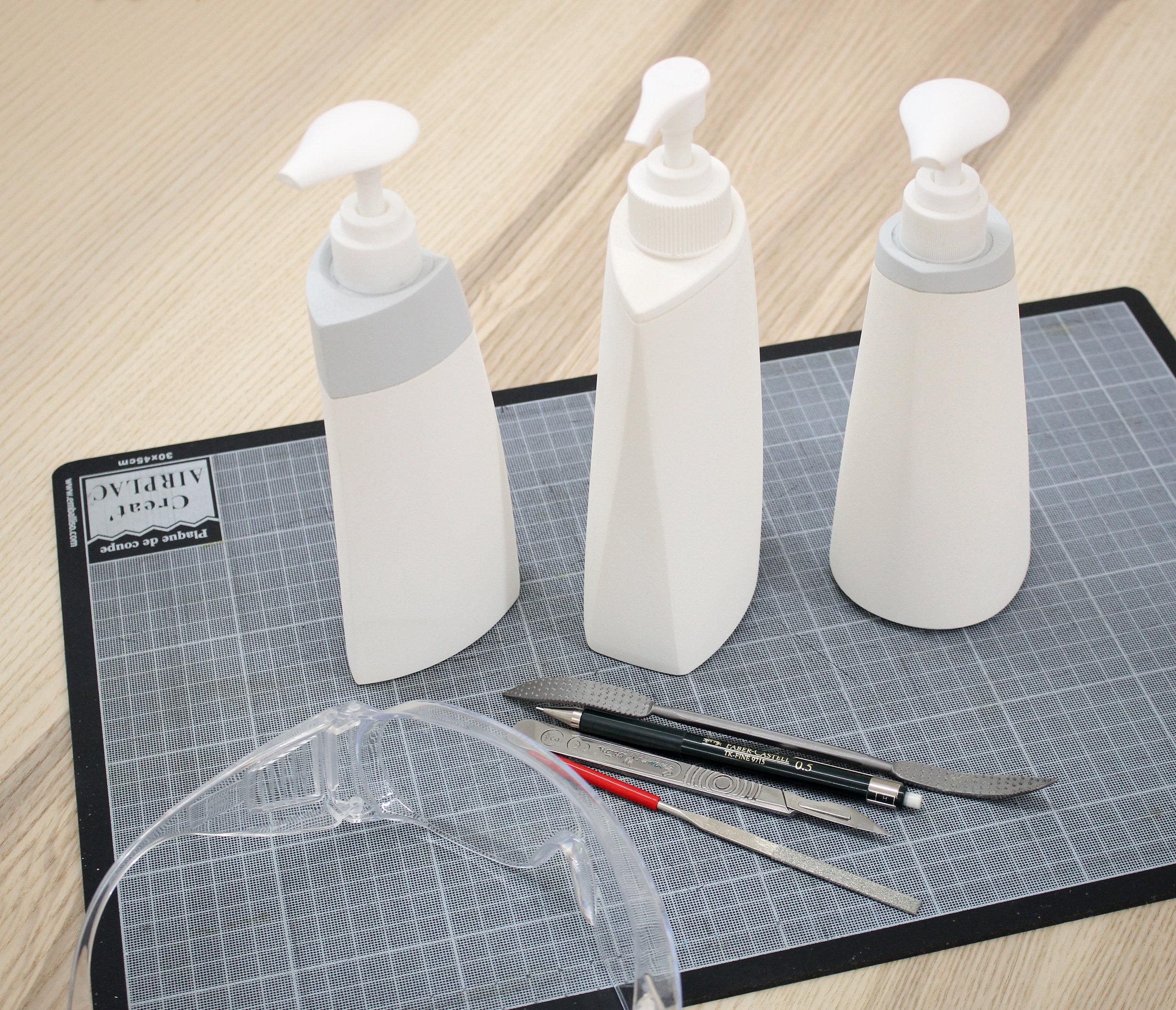 Packaging Foam Models