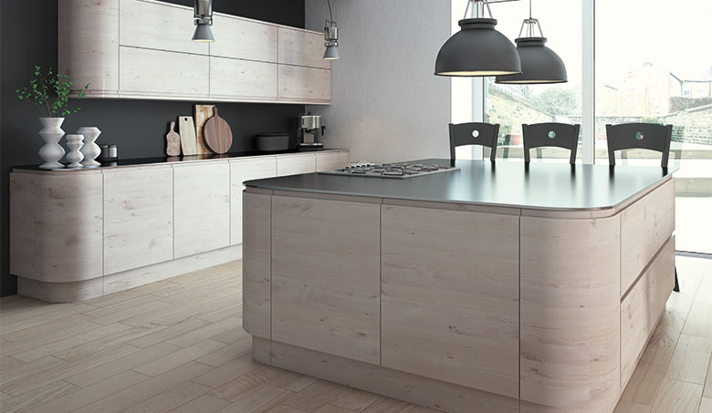 Hemlock Nordic Malton Kitchen