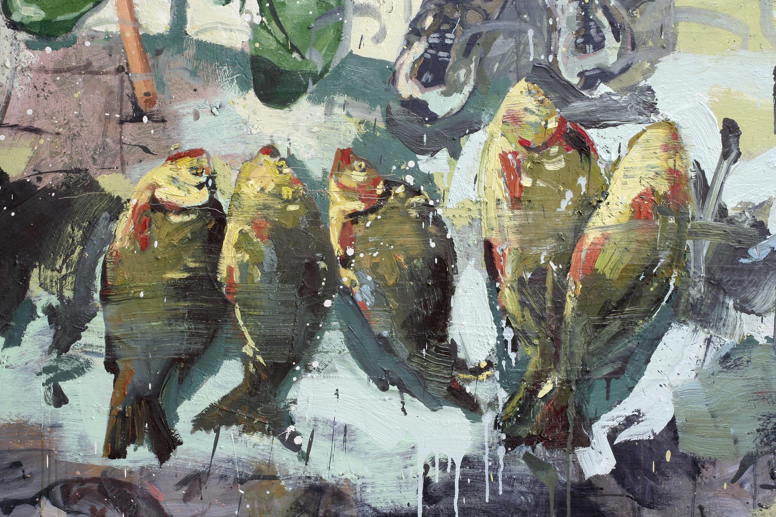 Detalj | Karussfiskere