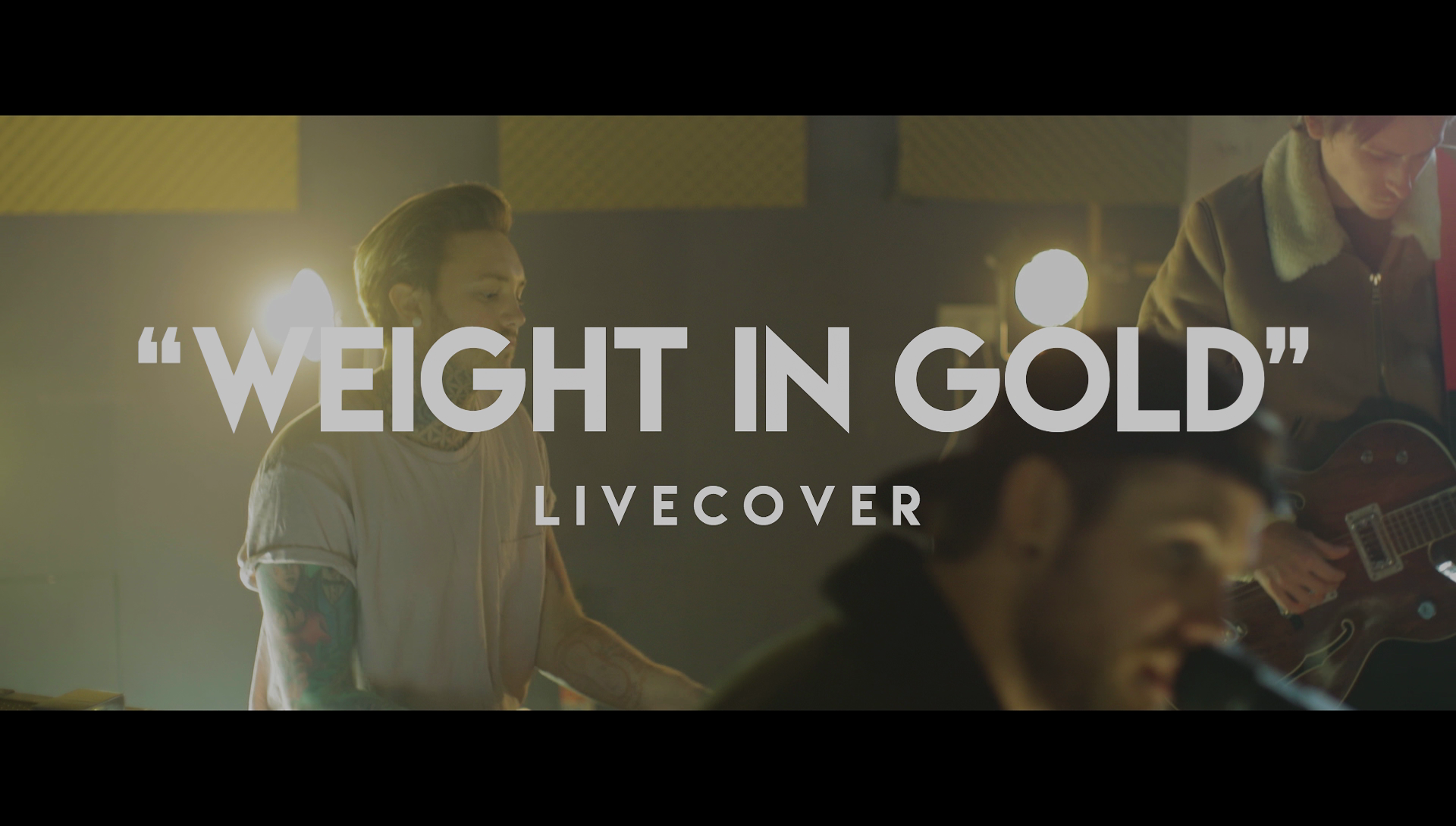 WEIGHT IN GOLD  - CASCO BAY - LIVE BAND PERFORMANCE
