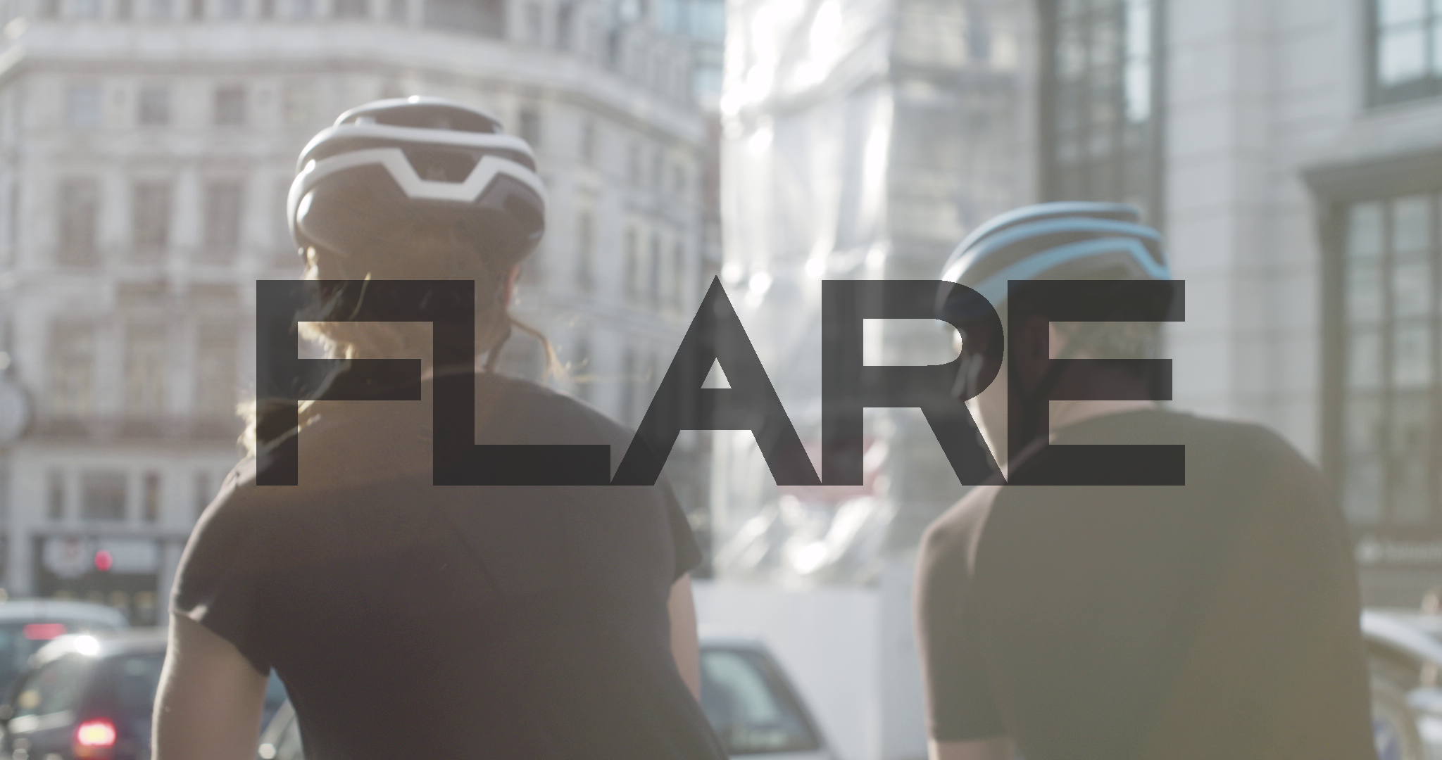 FLARE - UPGRADE YOUR RIDE - CAMPAIGN
