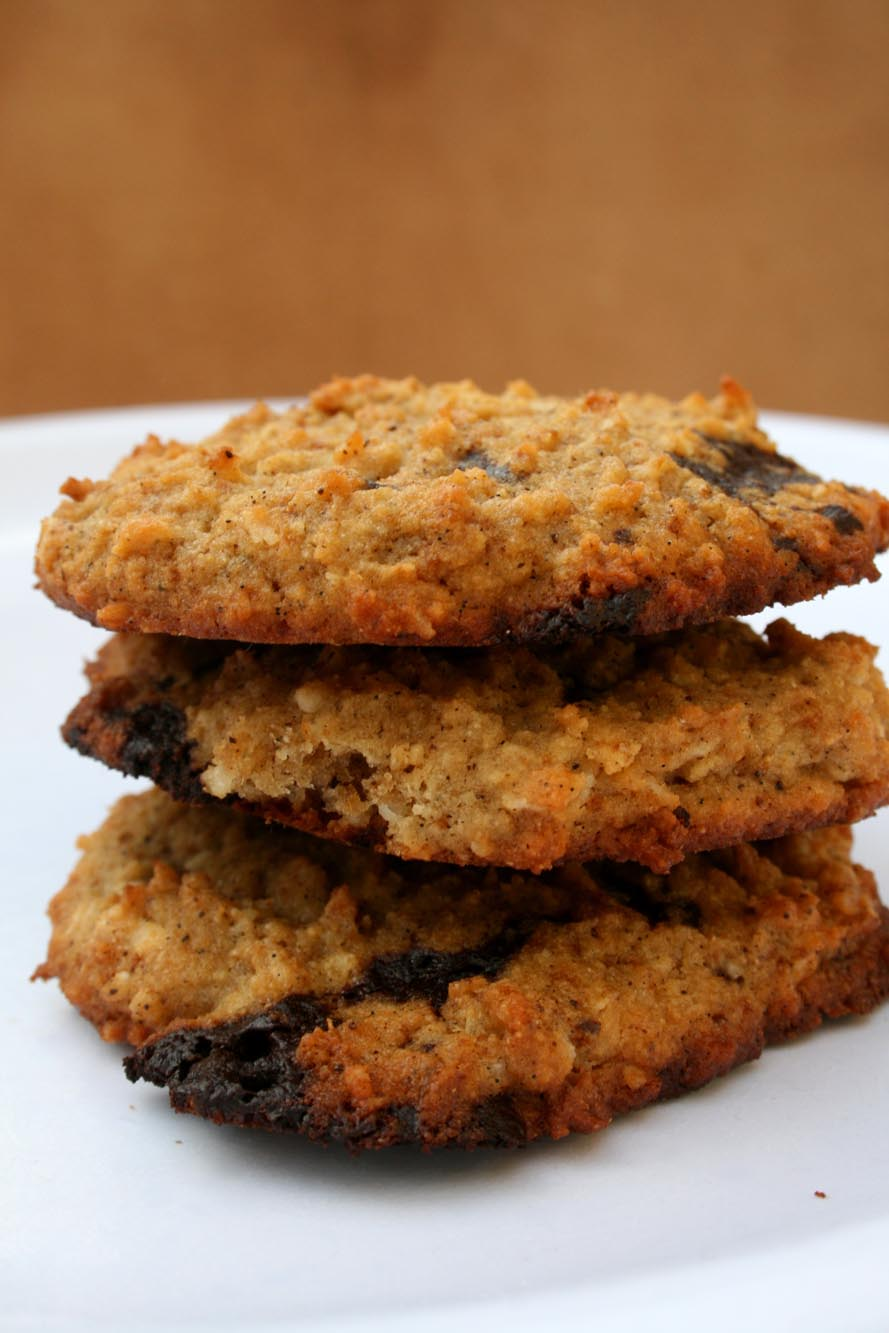 Grain-free Paleo cassava flour cookies