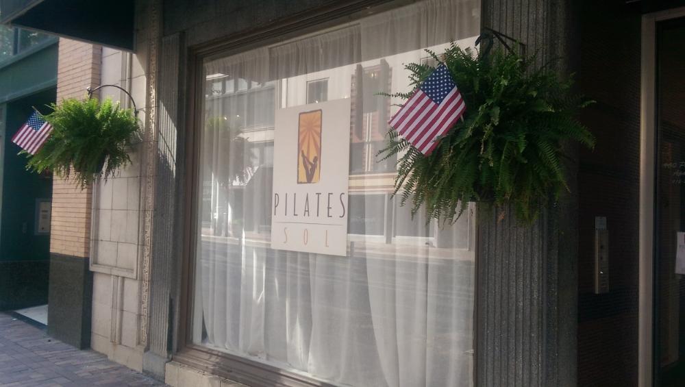 The original pilates Sol