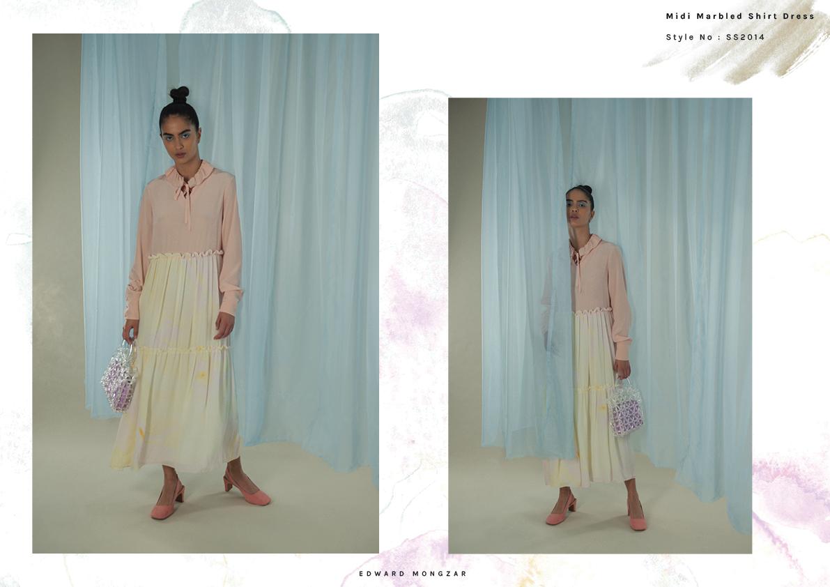 Hand Marbled pink dress Edward Mongzar.jpg