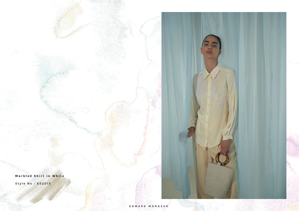 Hand Marbled shirt marbling Edward Mongzar.jpg