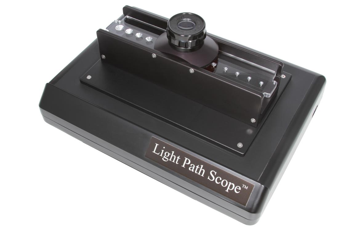 Example Light Path Scope Machine