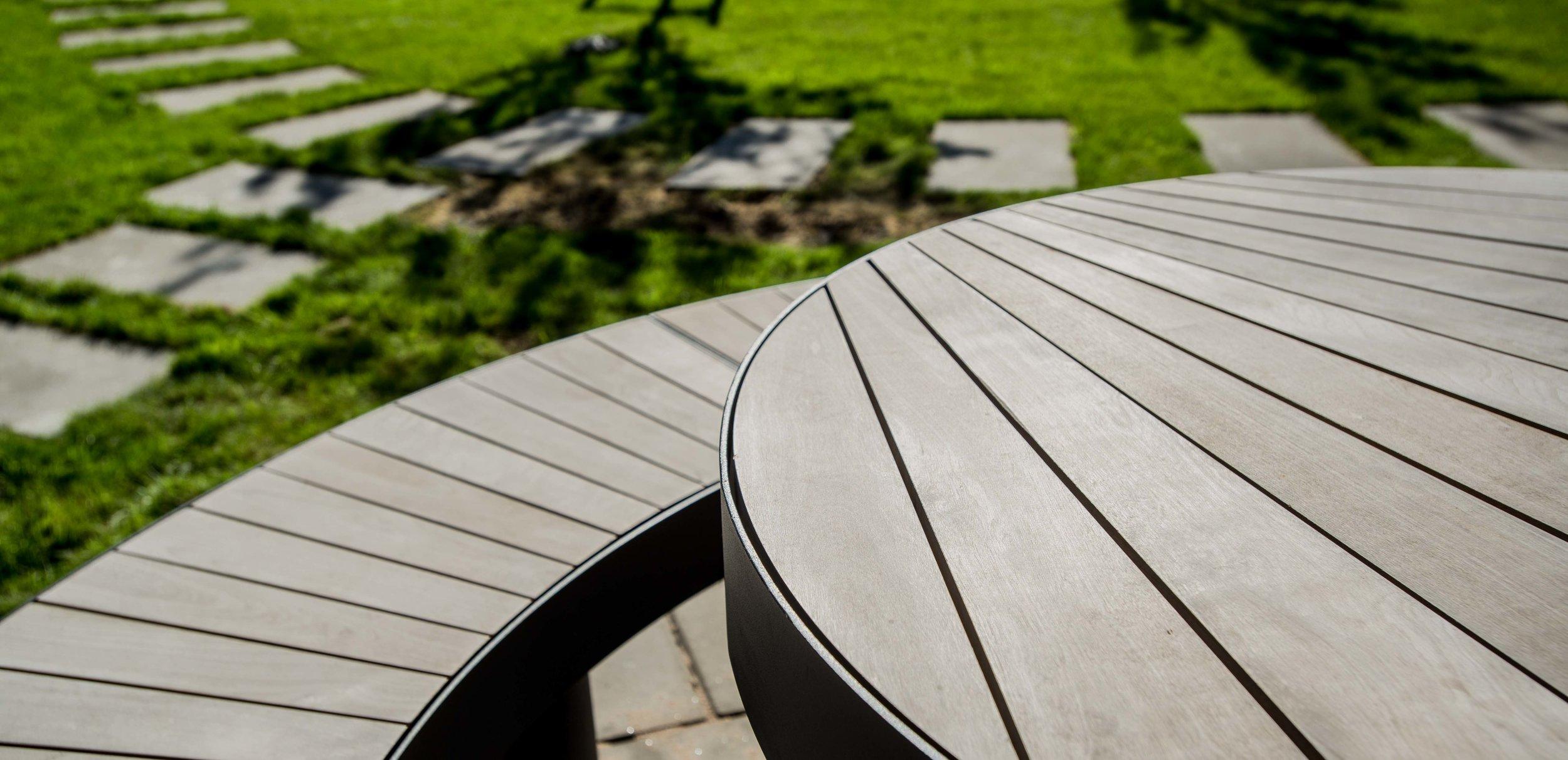 bord och bänk offentlig miljö