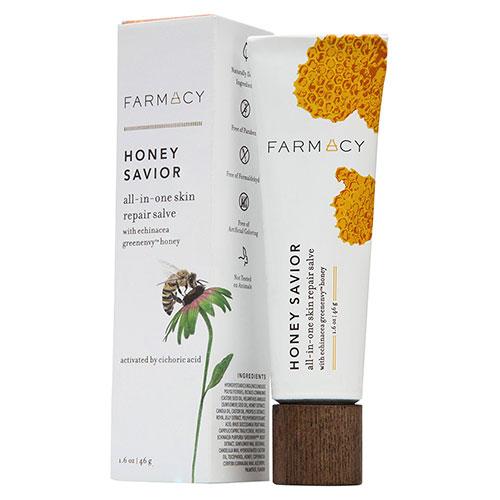 A smear a day keeps sore skin away:  Farmacy Honey Savior