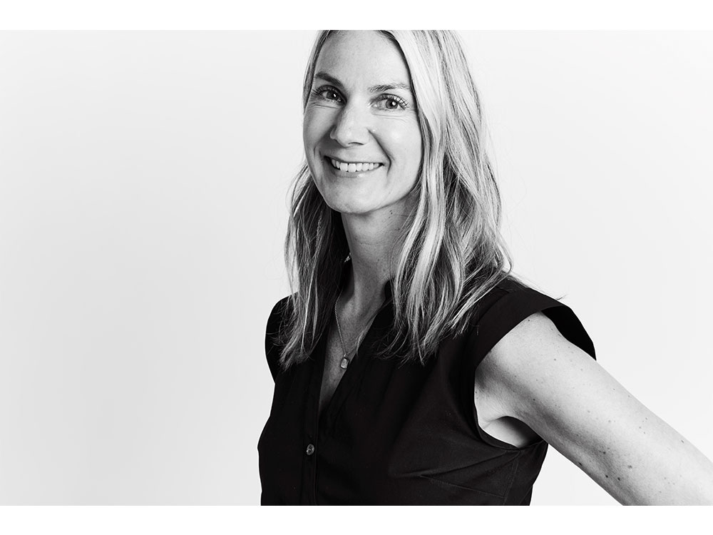 Erin Cotter,  GOOP 's VP of Beauty