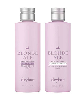 Drybar Blonde Ale Brightening  S  hampoo  and  Conditioner