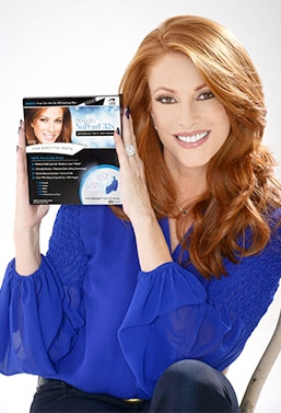 Angie Everhart, longtime model (and fellow Midwesterner; she grew up in Ohio), is the face of Oralgen's new  32x Whitening Kit for Sensitive Teeth .