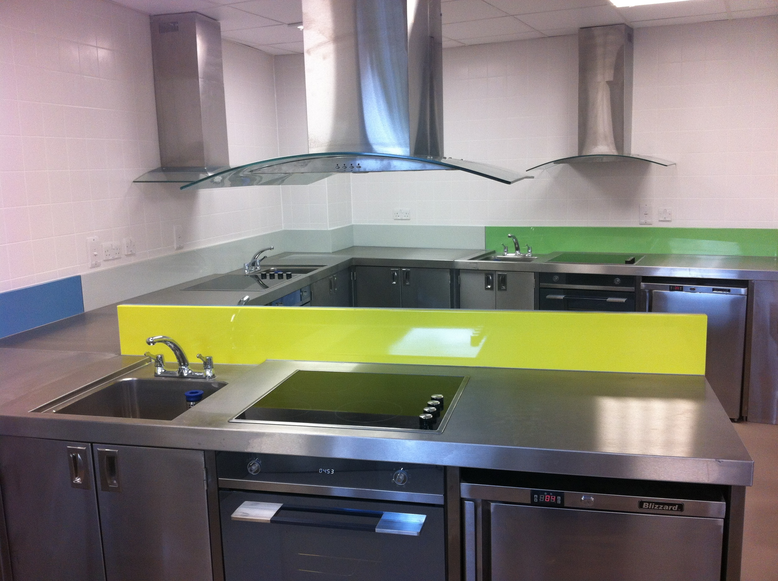 Richmond School's Kitchen