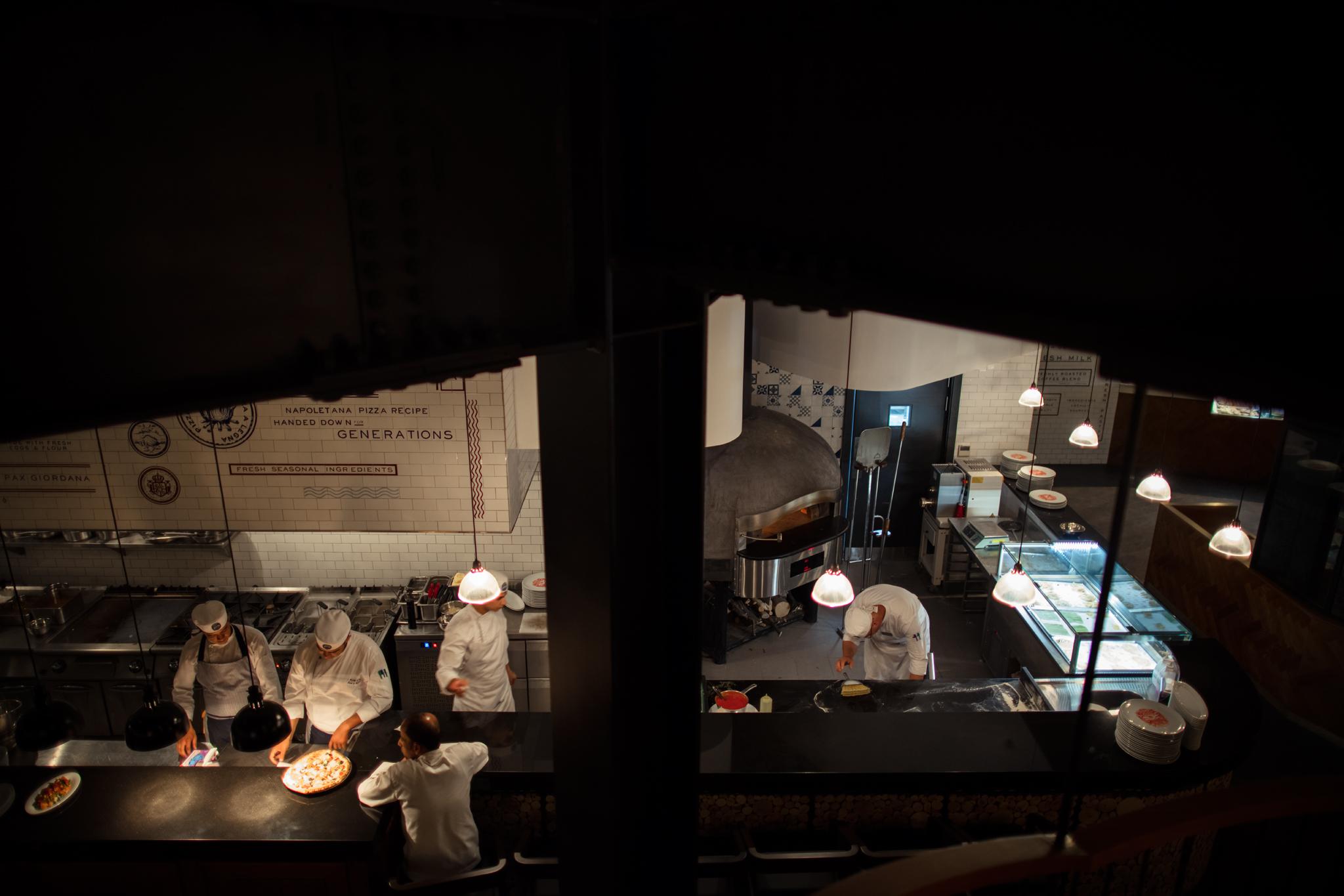 Little Italy Open Kitchen