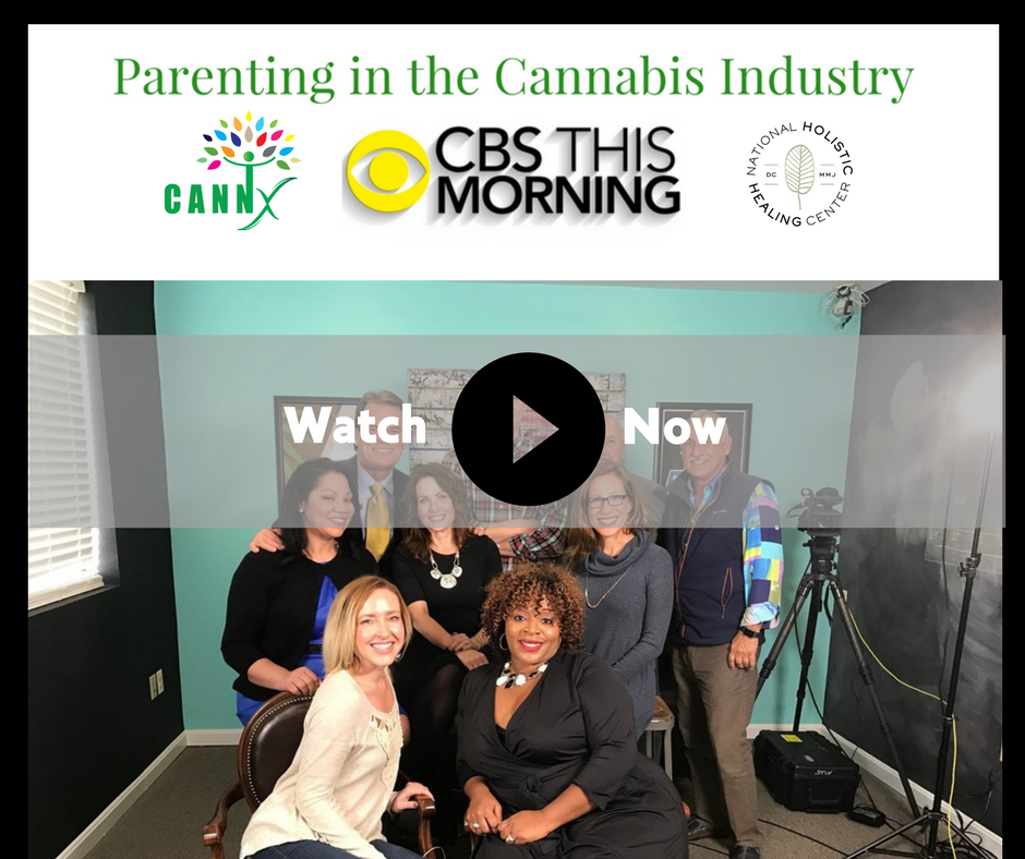 """""""POT MOMS"""" SHARE PASSIONS AND ANXIETIES ABOUT THEIR PROFESSION"""