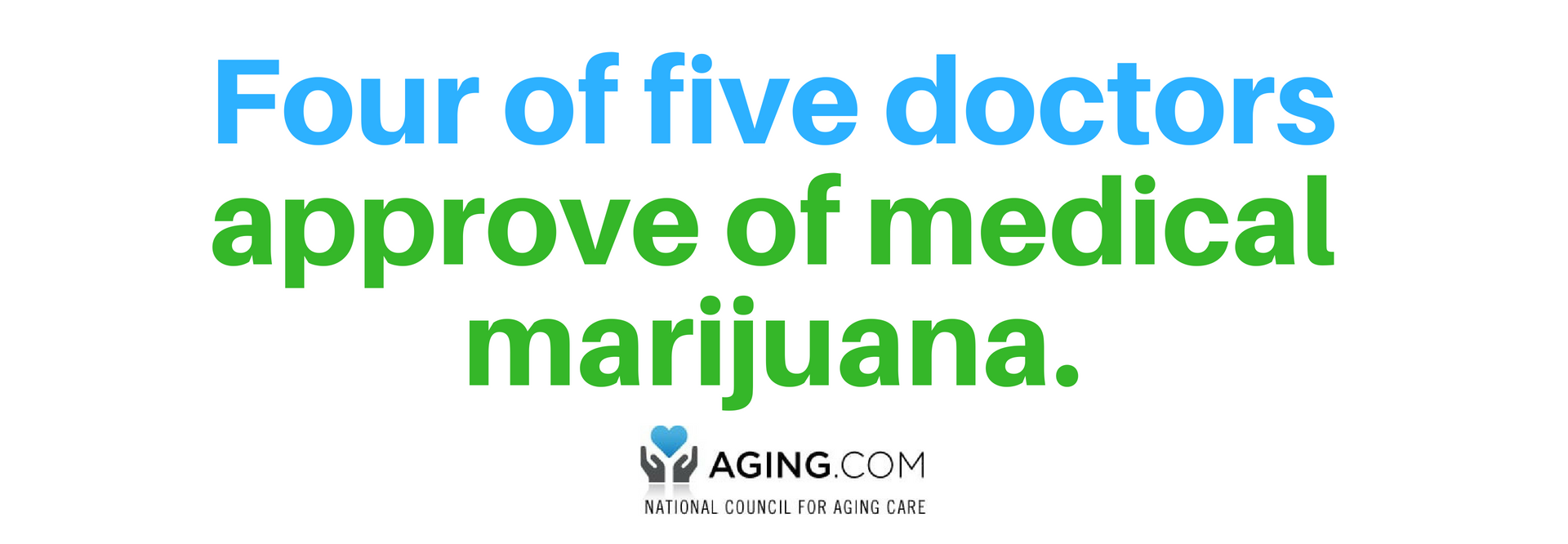 Four of five doctors approve of medical marijuana and that more than 90 percent of medical marijuana patients say that medical marijuana has helped treat their conditions..png