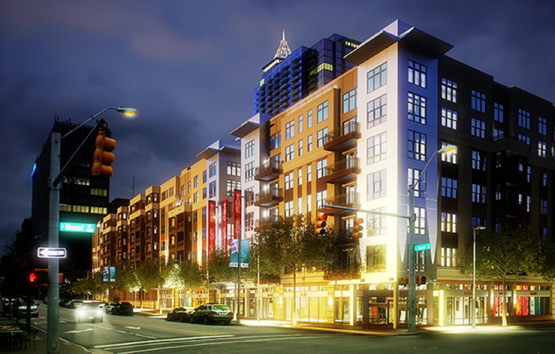 Edison Apartments - Raleigh, NC