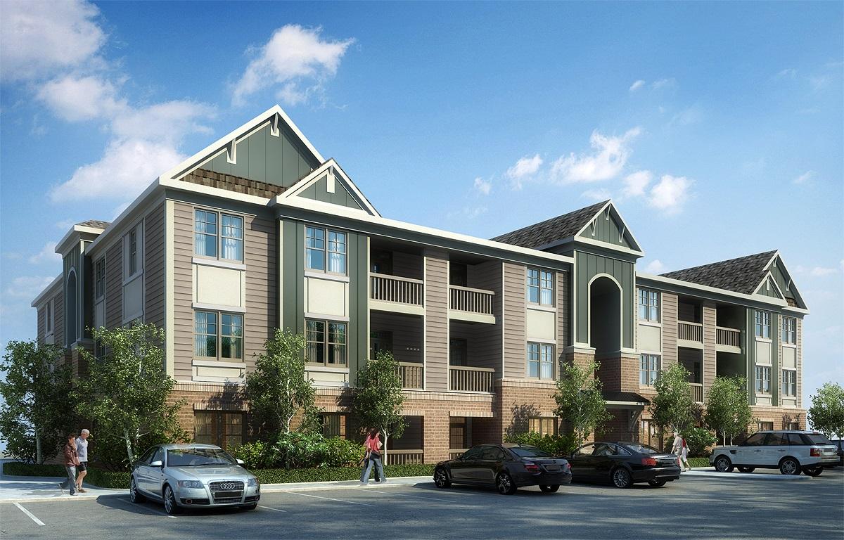 Litchford Apartments - Raleigh, NC