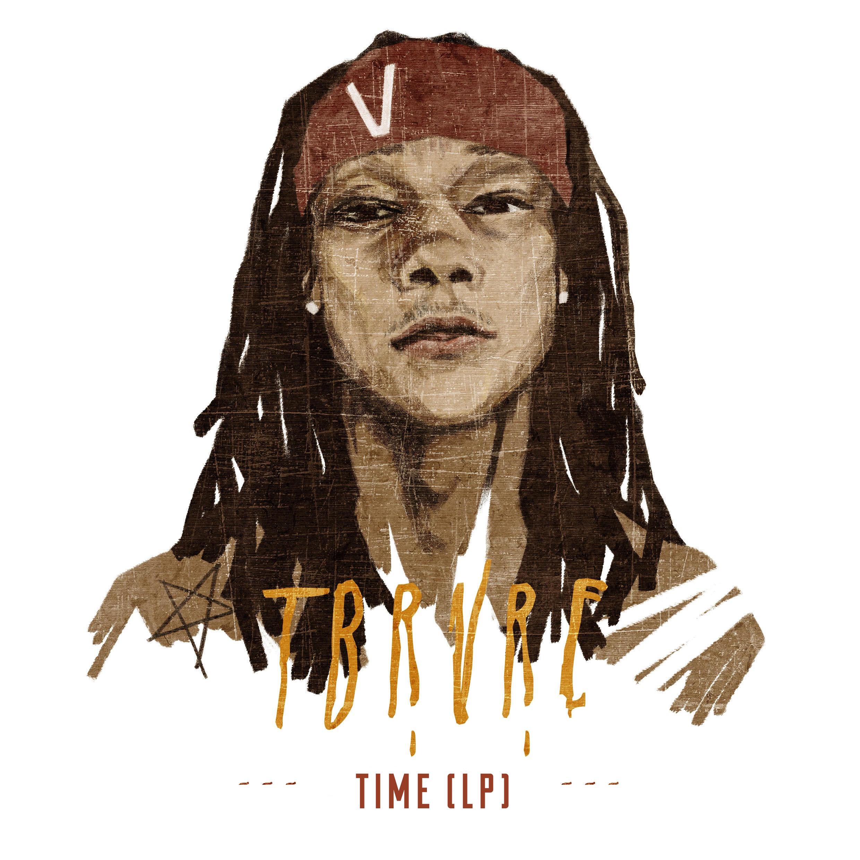 TBRVRE - Time (LP) Album Cover III