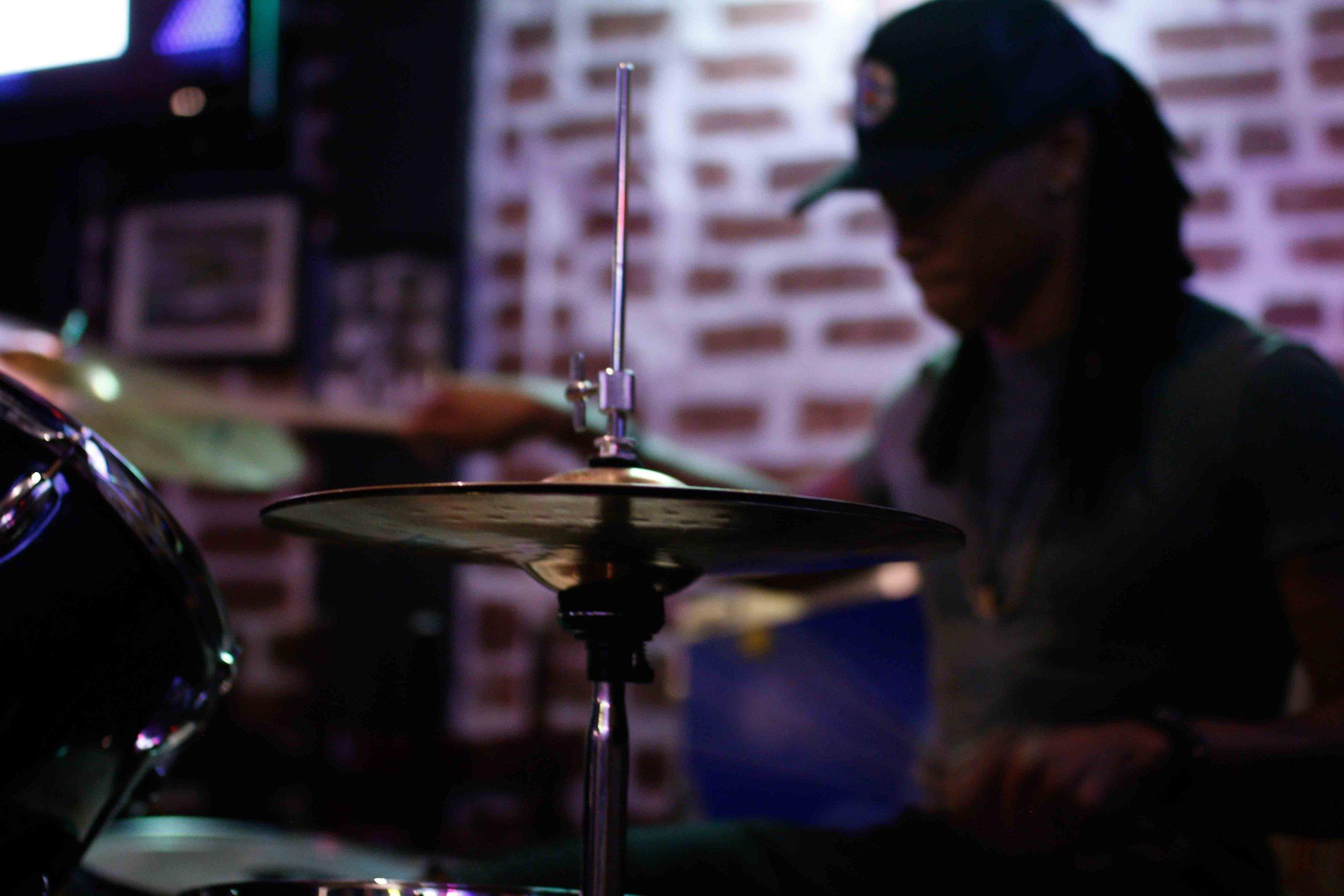 TBRVRE Drumming