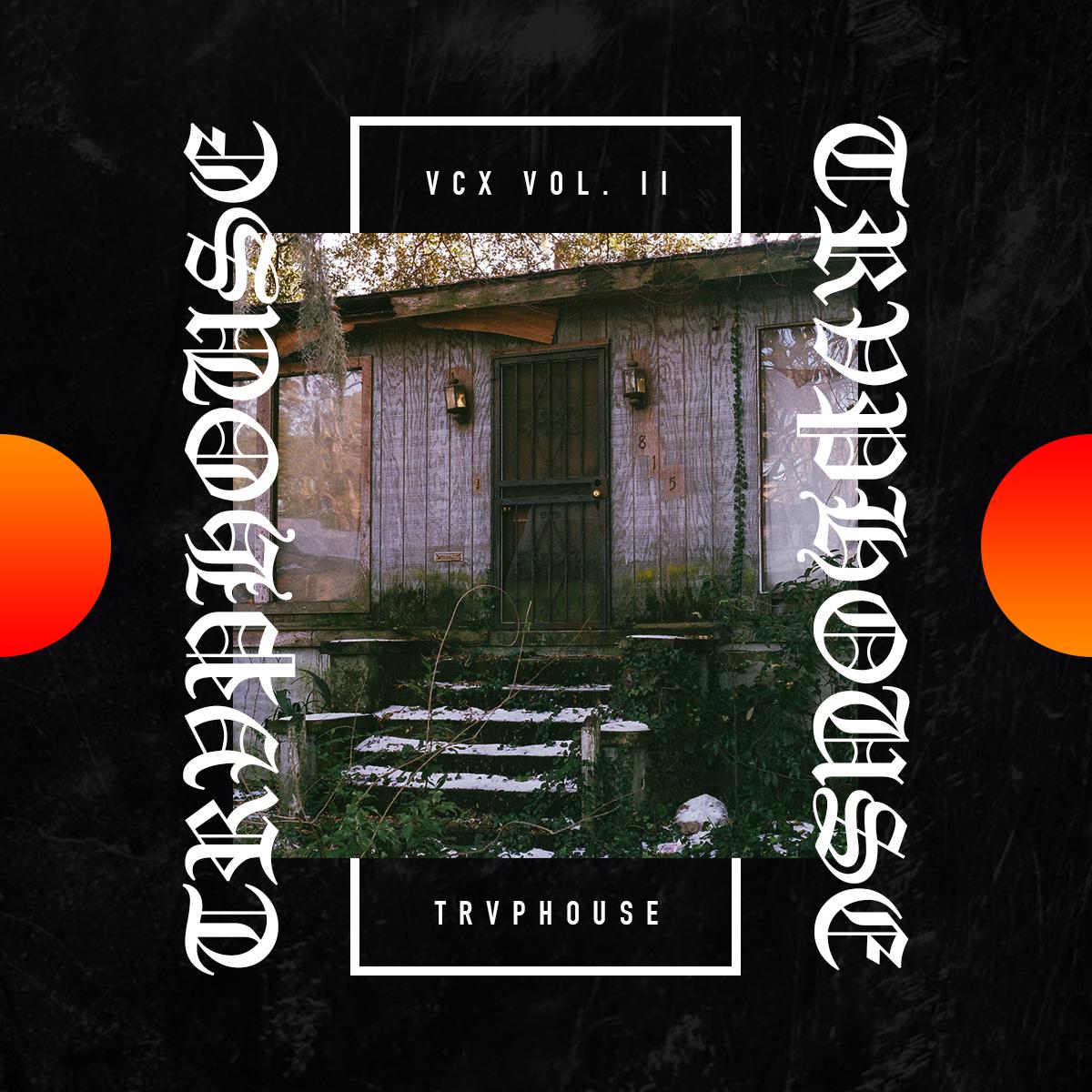 VCX Vol. II: TRVPHOUSE (Cover Art)
