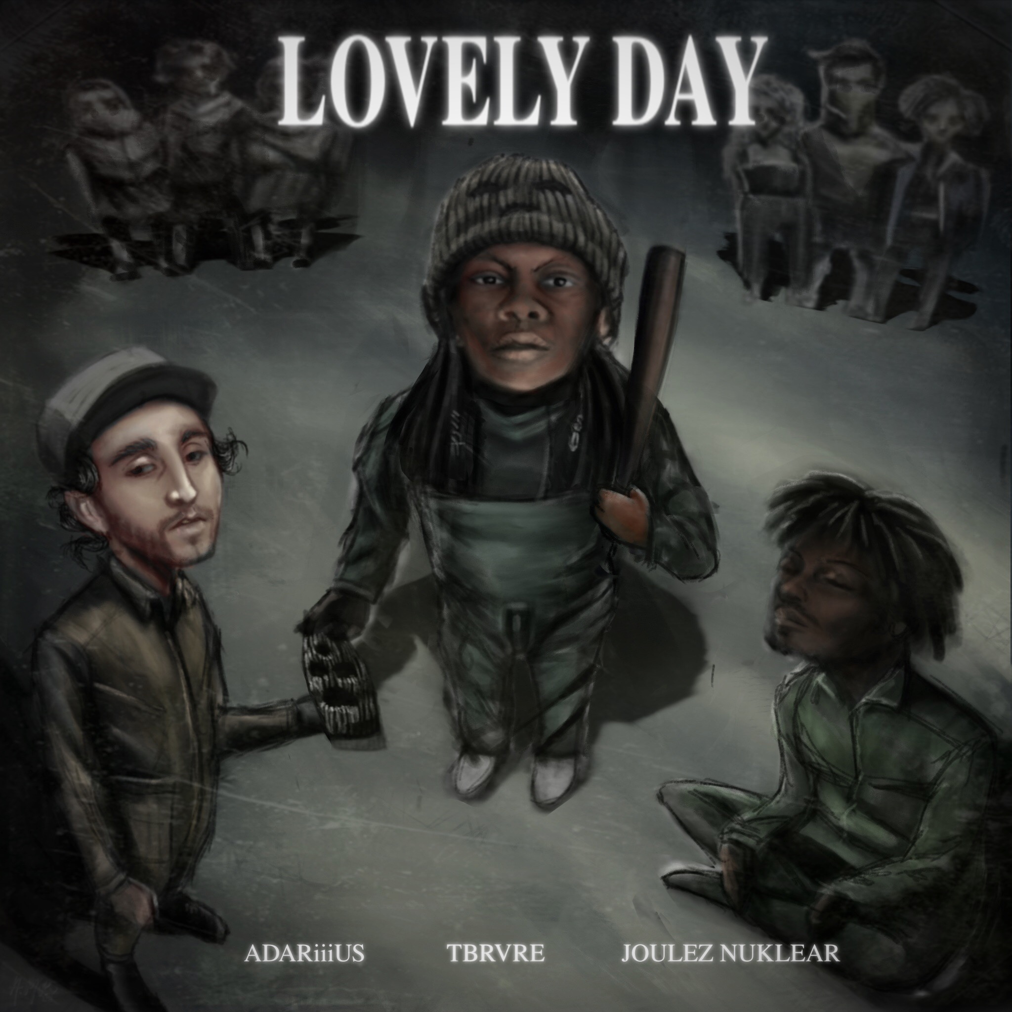 Lovely Day (Cover Art)