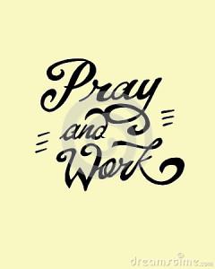 pray-work-hand-drawn-vector-illustration-drawing-handwritten-phrase-48441466