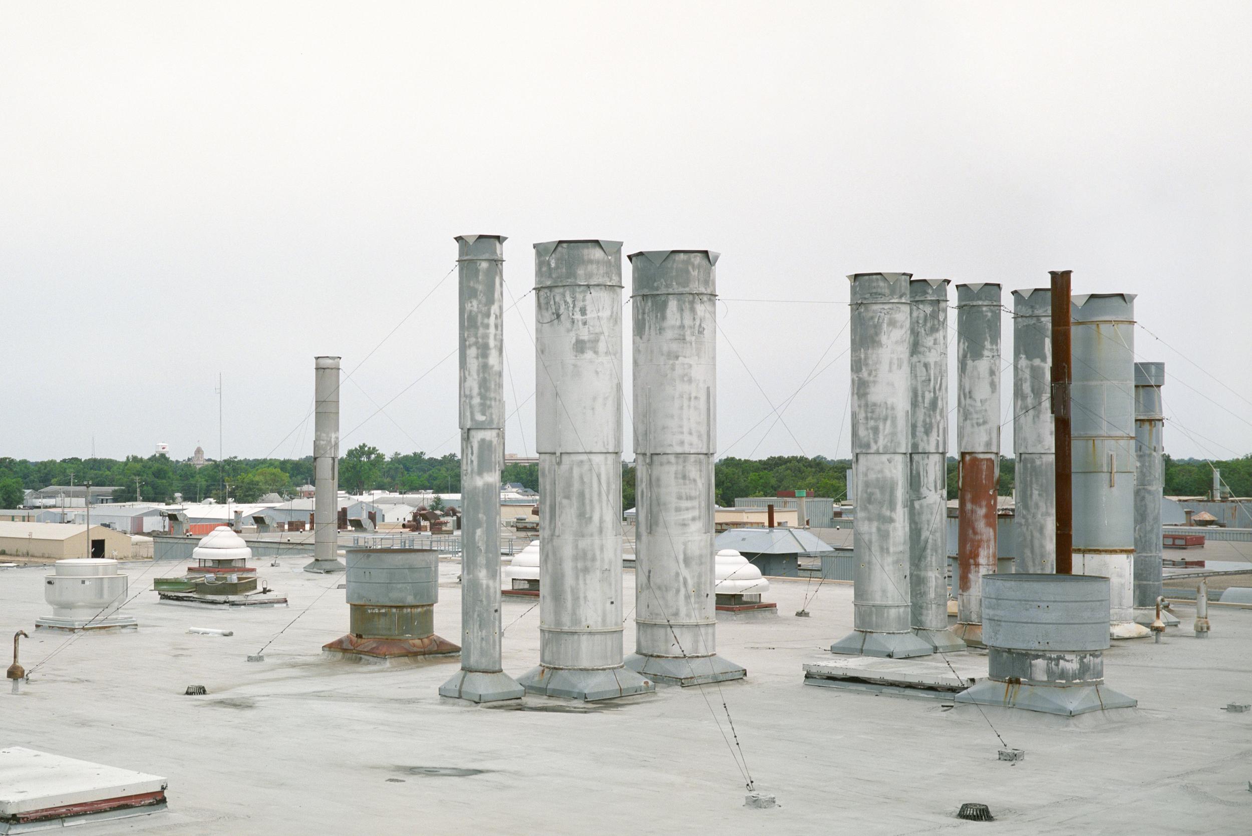 Postindustrial Ruins