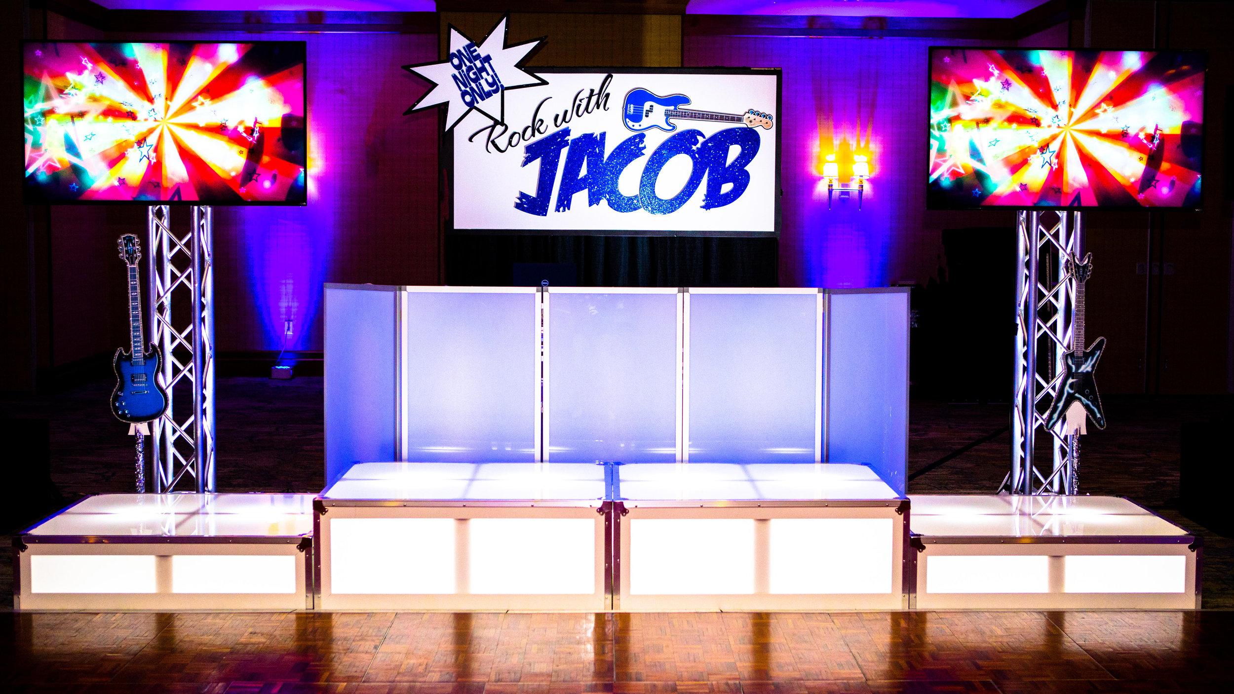 LED Dance Platforms / Stages