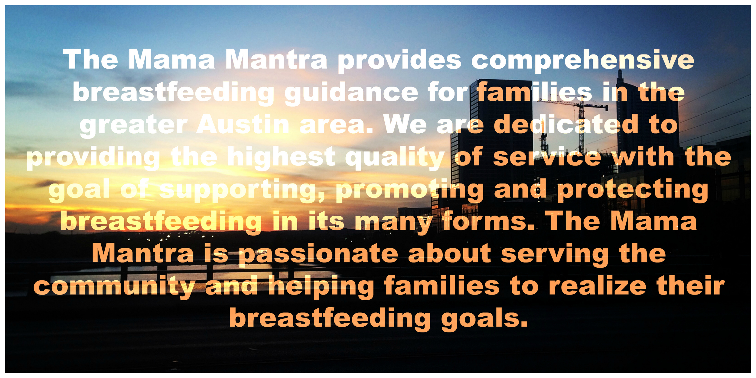 The Mama Mantra, LLC is an inclusive practice. This means that we love to see families of ALL types and we are happy to help in any way we can. We can assist with breastfeeding, chestfeeding, induced lactation,re-lactation and more. All nursing parents should feel validated and supported.