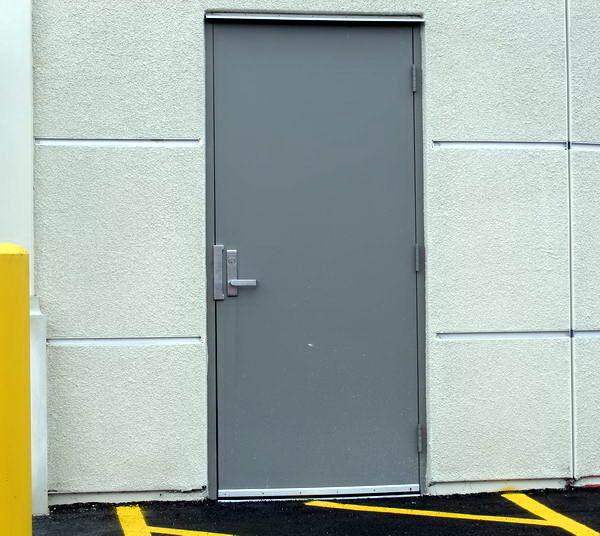 puertas metalicas mexico cortafuego puertaautomatica.mx