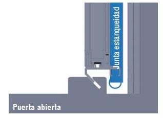 puerta hermetica mexico portalp puertaautomatica.mx