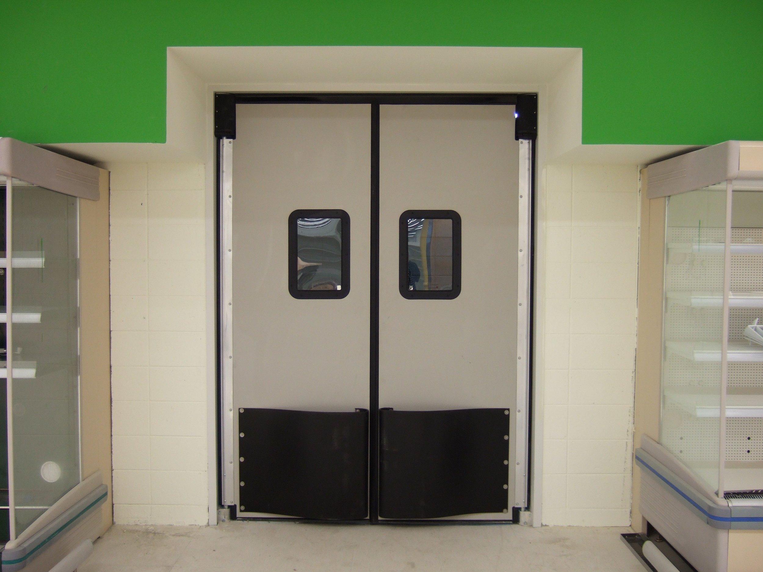 puerta de alto impacto chase door