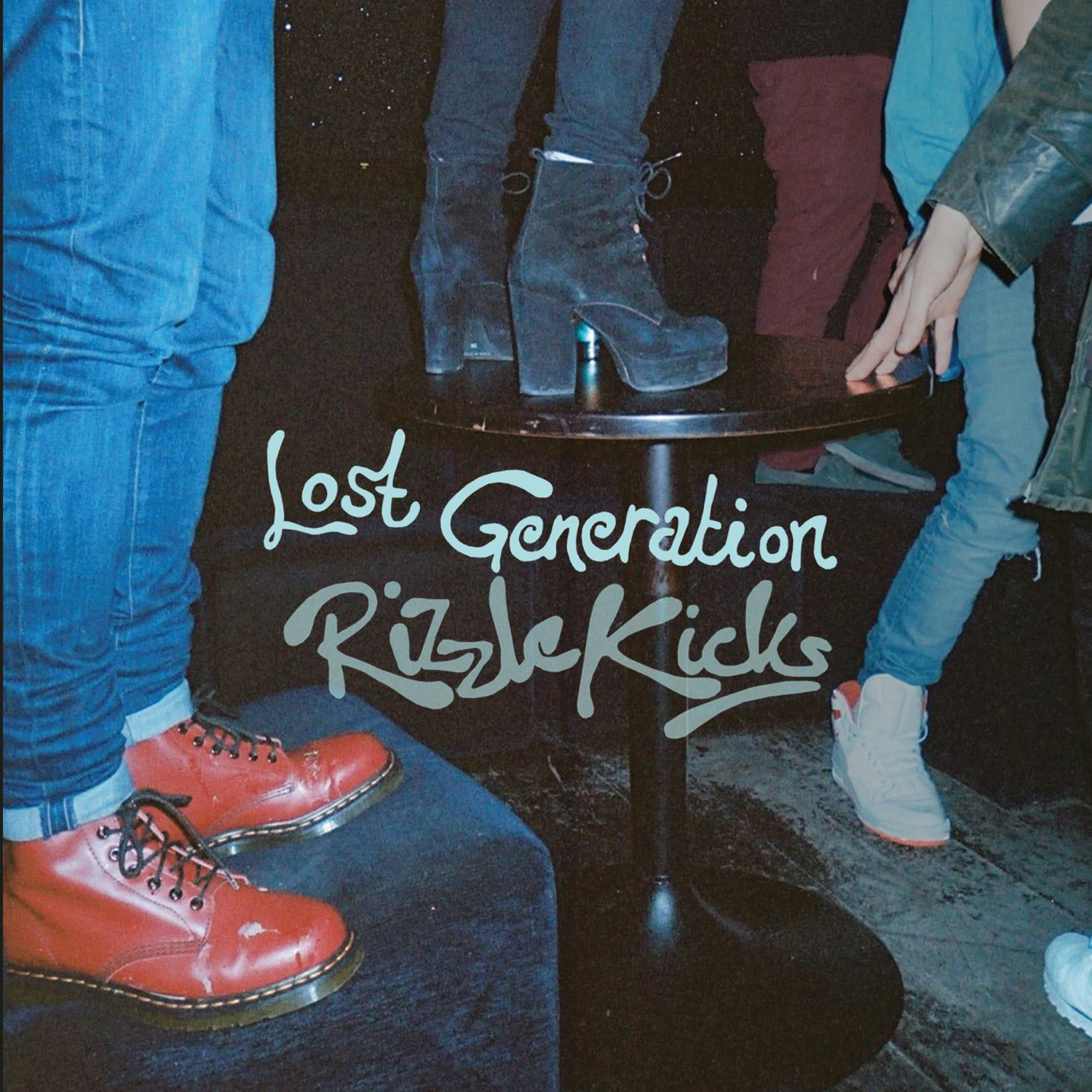 'Lost Generation' Single Artwork. 2013.