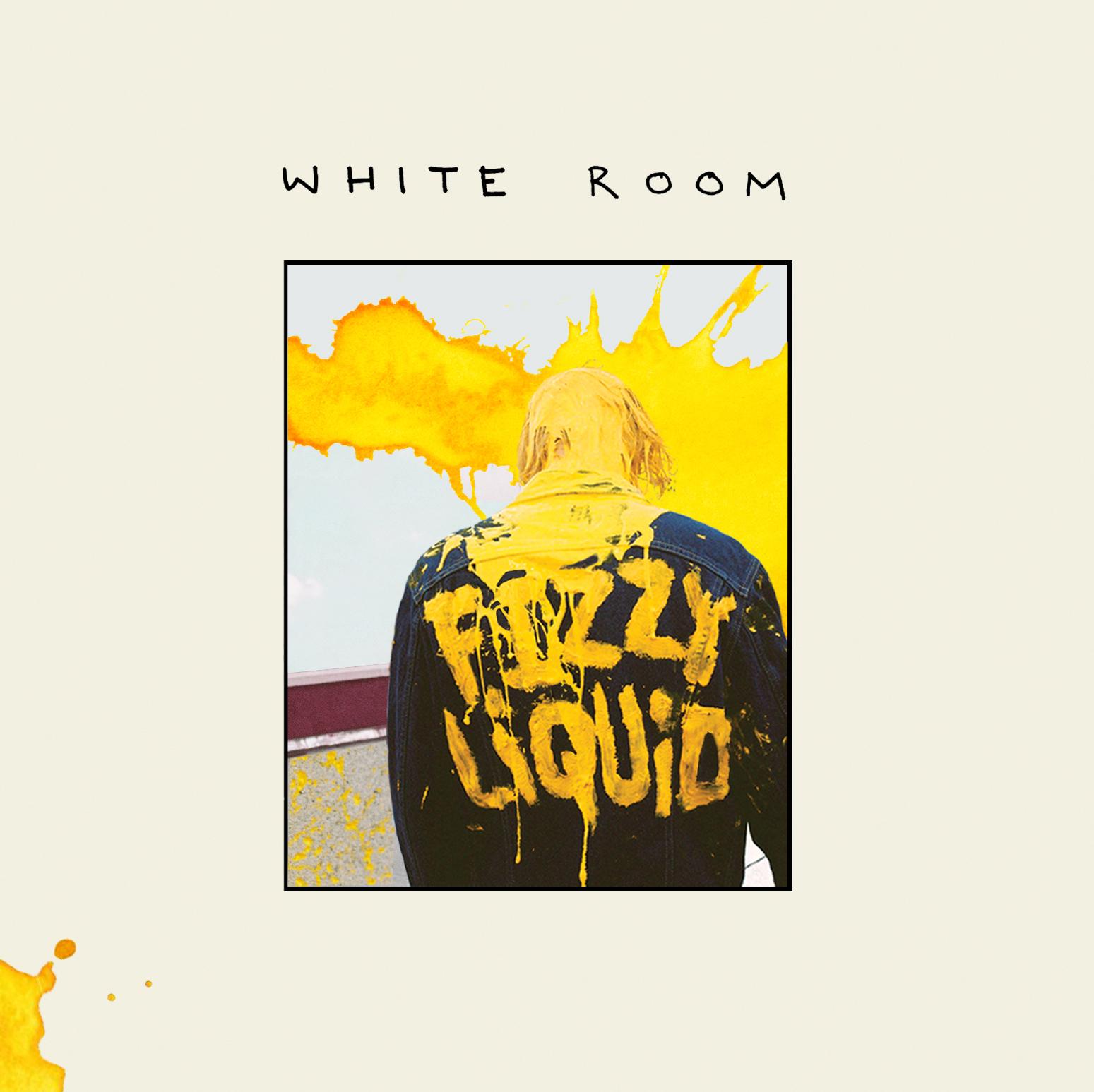 'Fizzy Liquid' EP Artwork. 2015.