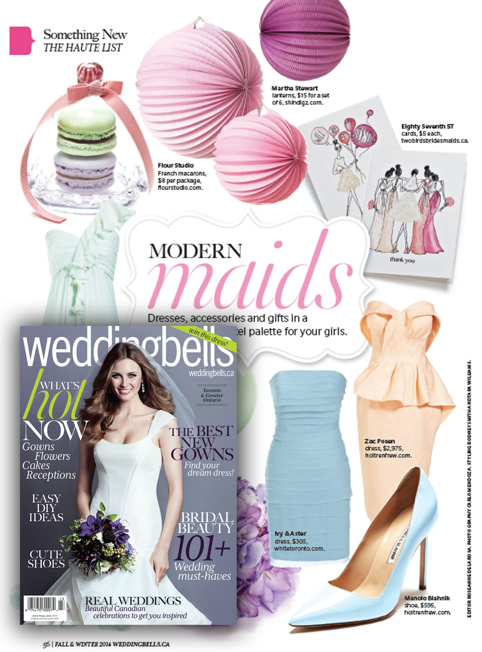 Weddingbells Magazine | Fall 2014