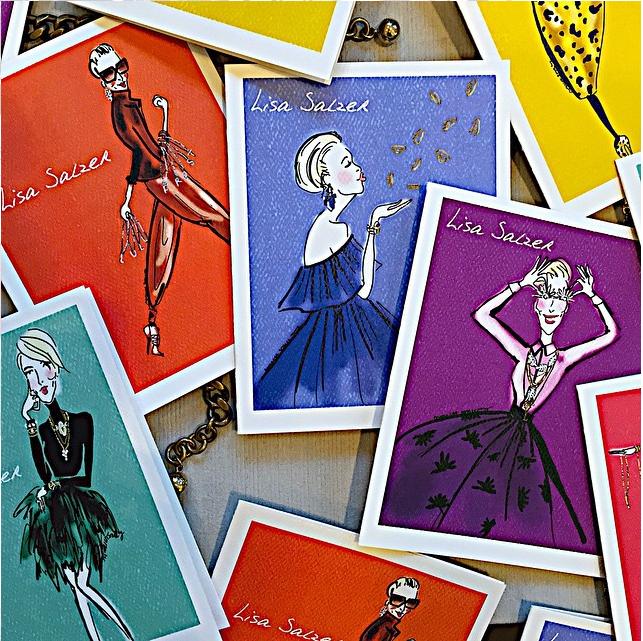 Lulu Frost (custom cards) | 2015