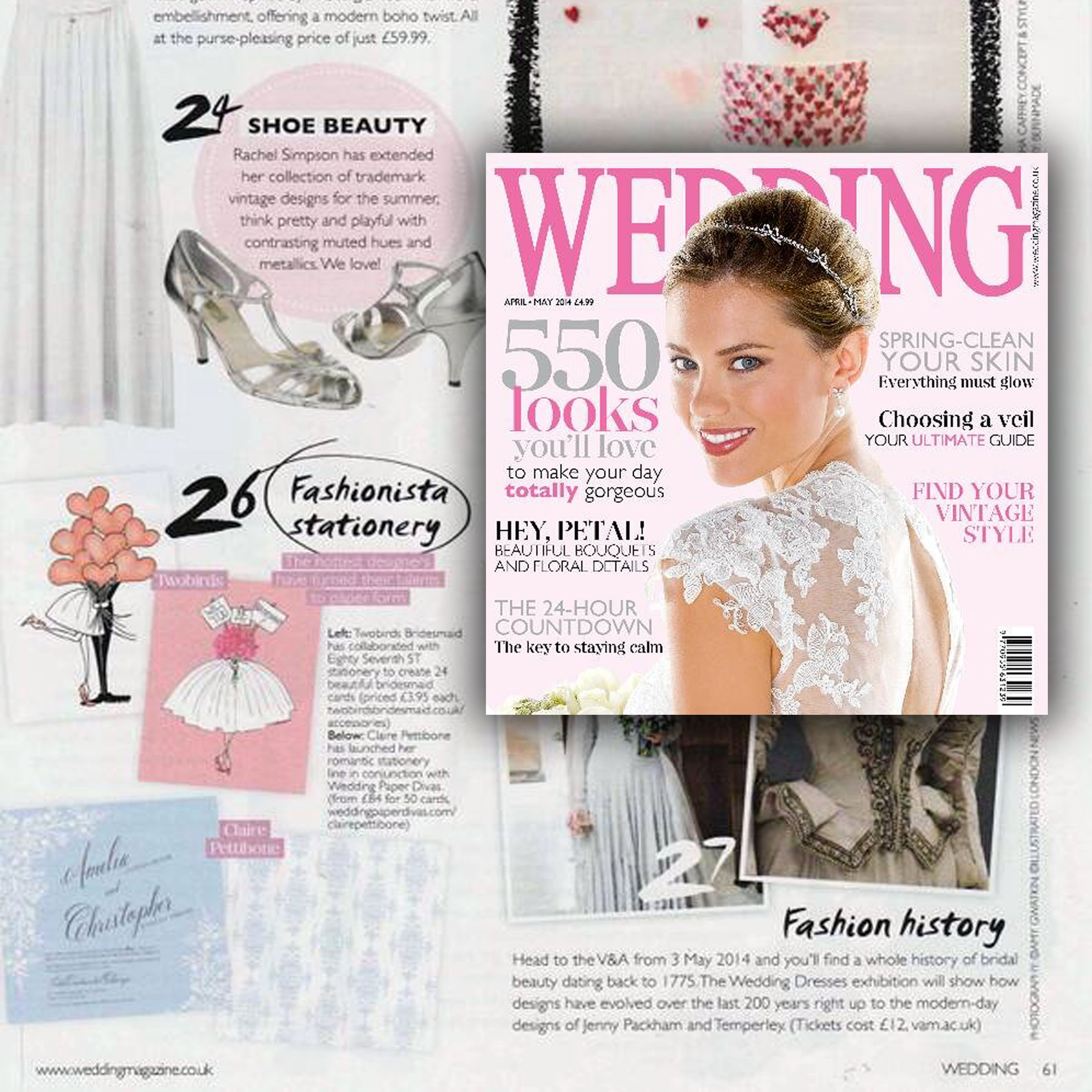Wedding Magazine UK | March 2014