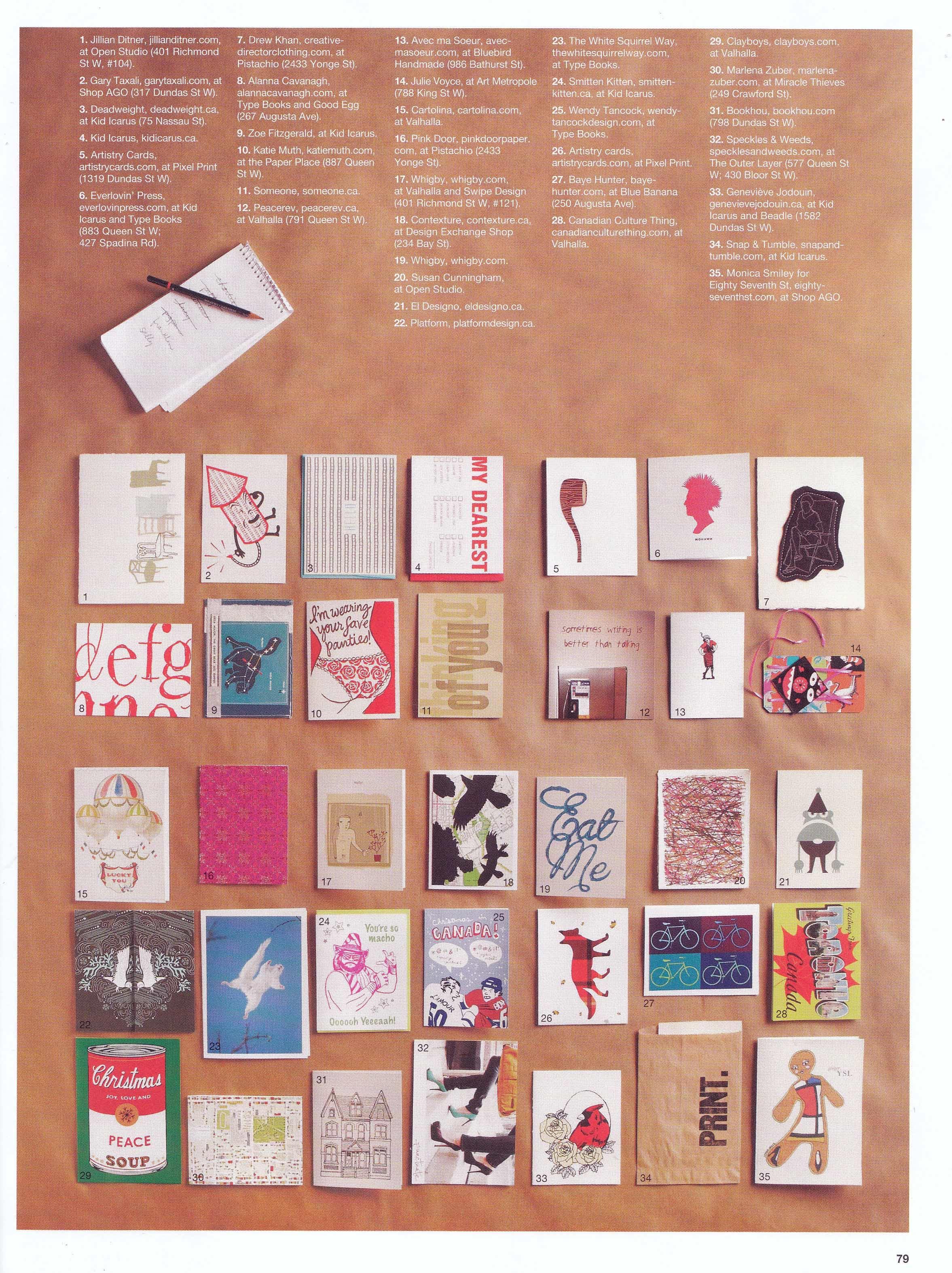 Designlines Magazine | Winter 2011