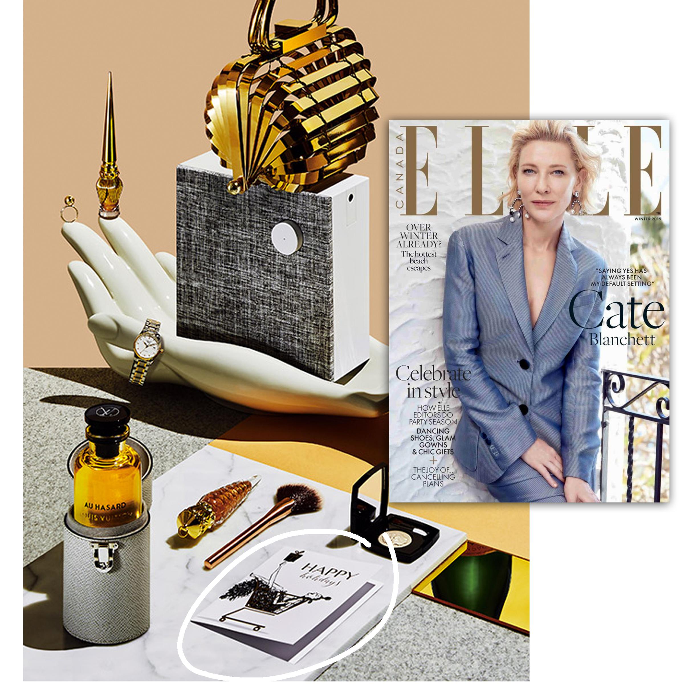 Elle Canada | December 2018