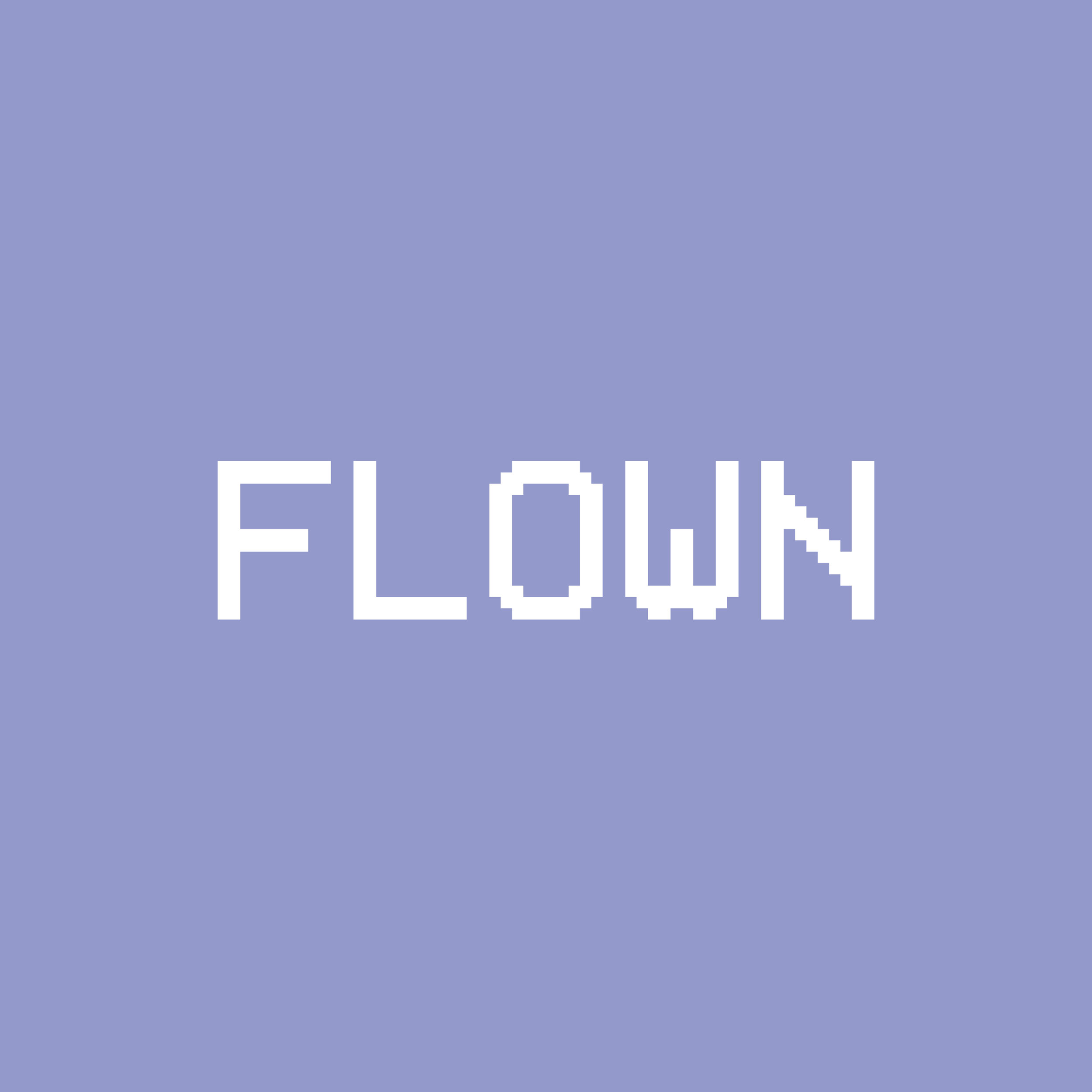 Flown-artwork