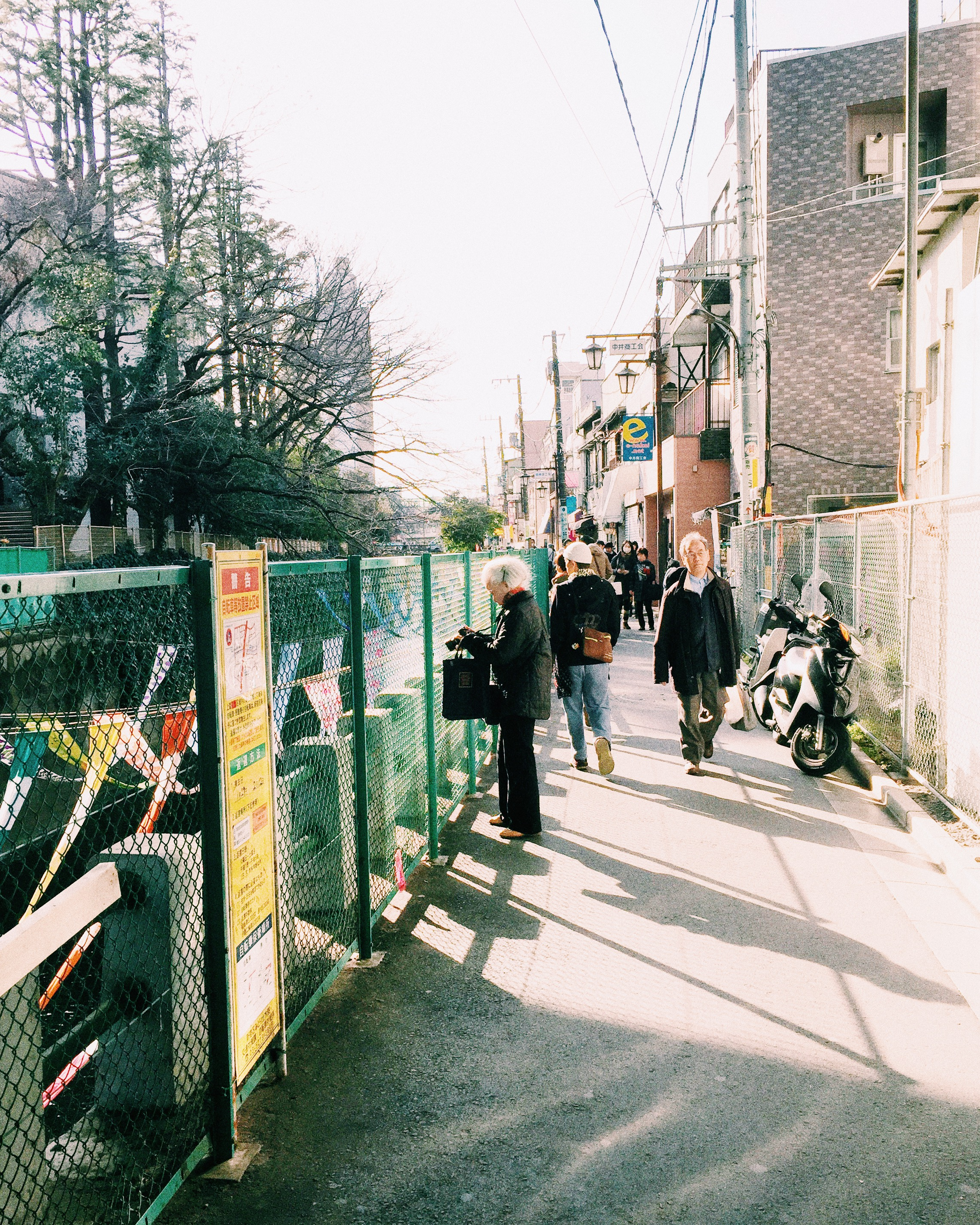 Some no Komichi, Winter 2015.