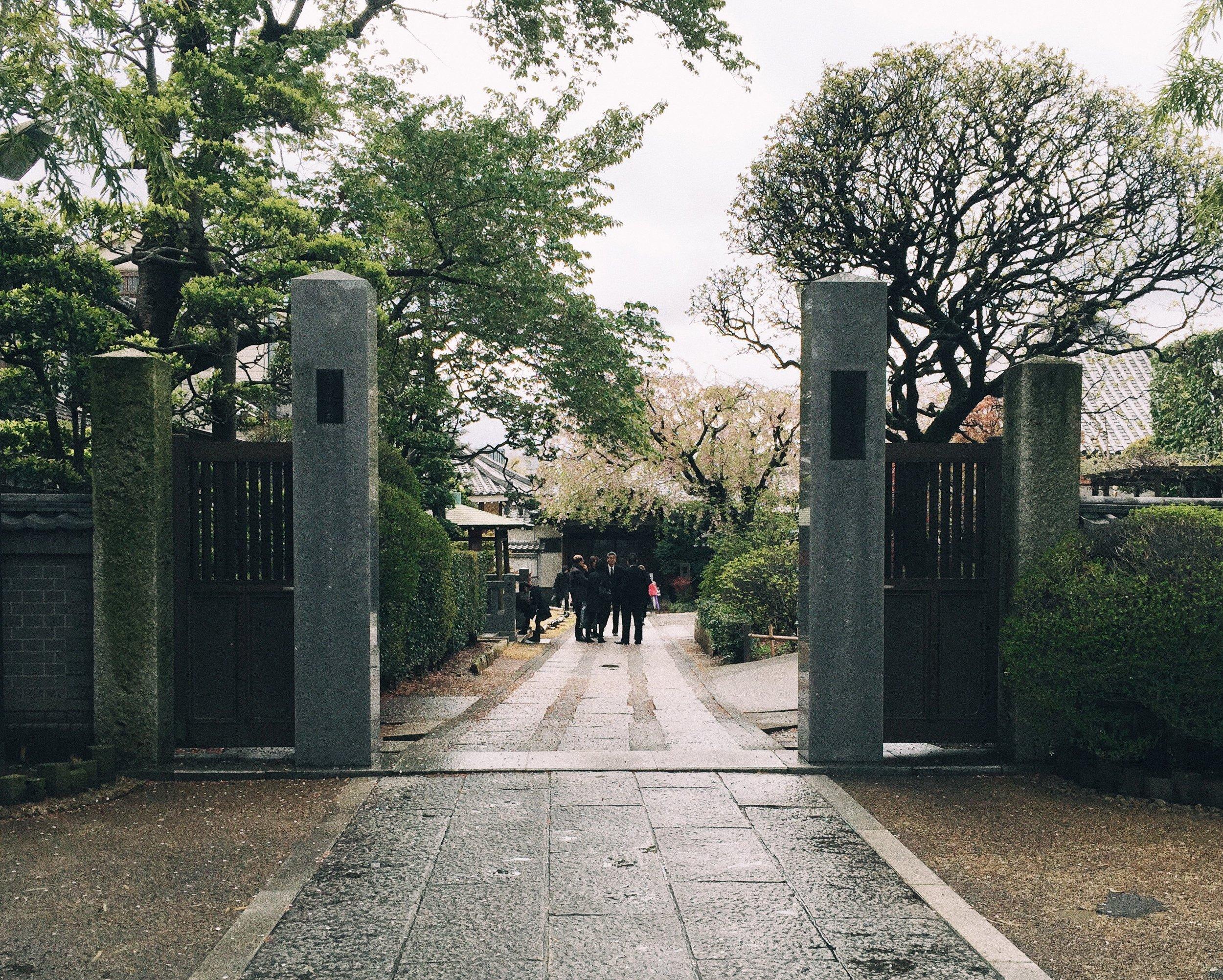 Nippori, Spring 2015.