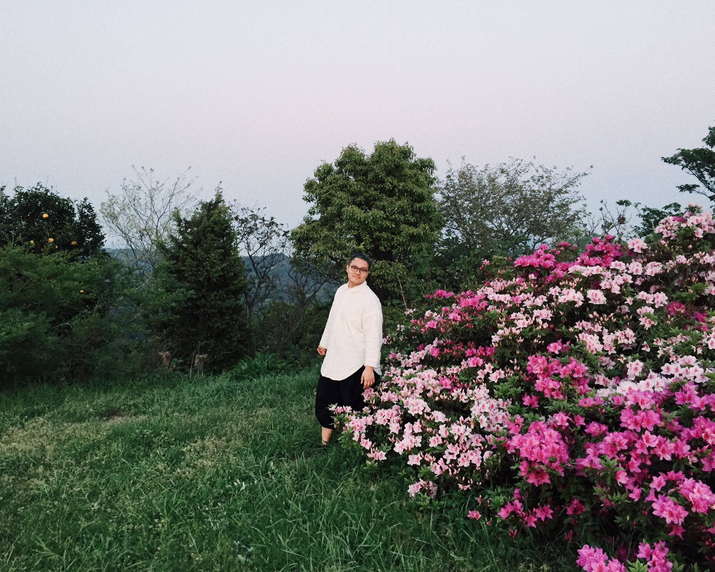 Joel. Naoshima, Spring 2015.