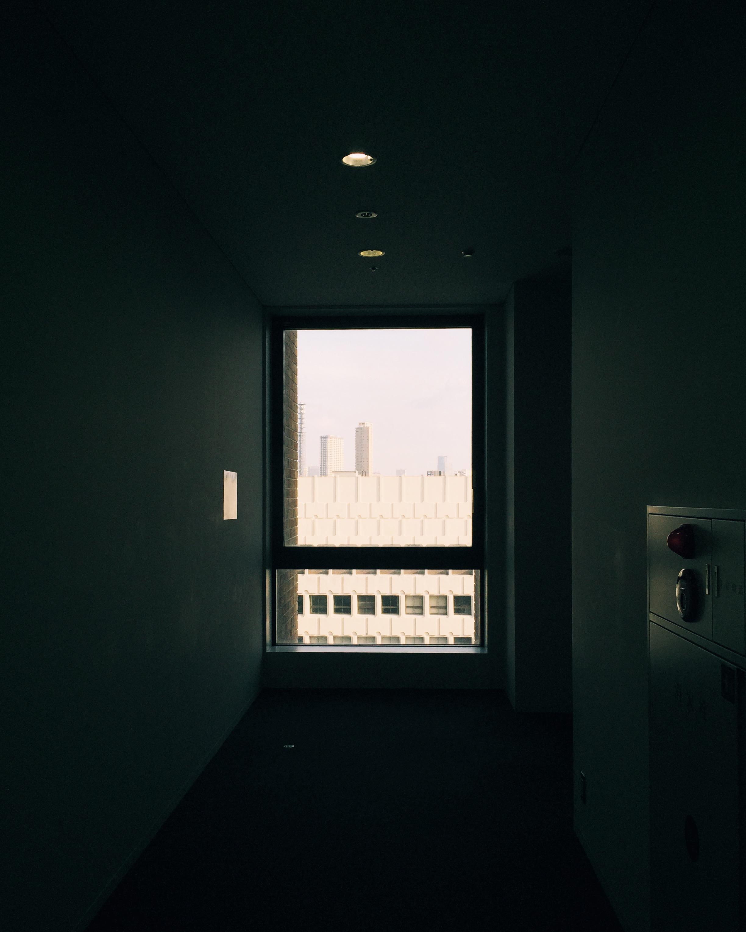 Window on the world.